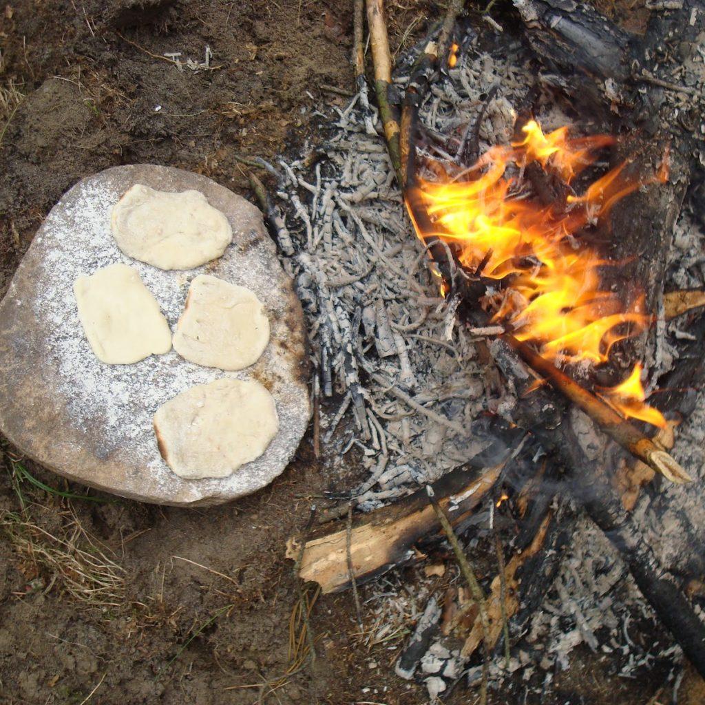 Pieczenie na kamieniu